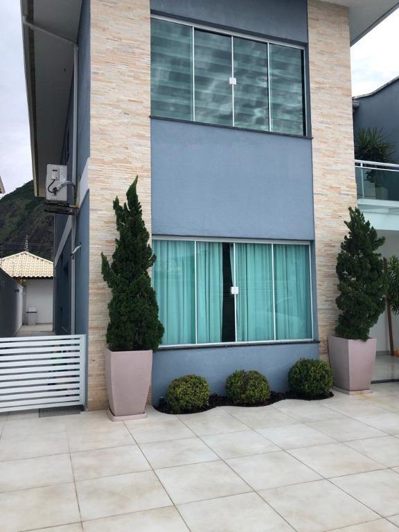 Casa com 4 dormitórios à venda, 237 m² - Itaipu - Niterói/RJ