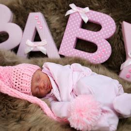Little Princess by Piotr Sliwinski - Babies & Children Babies ( #kids #babies #newborn )