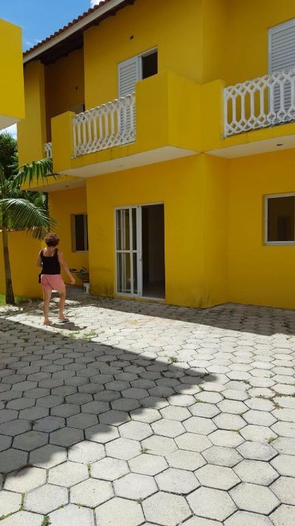 Casa Sobrado residencial à venda, Umuarama Parque Itanhaém, Itanhaém.