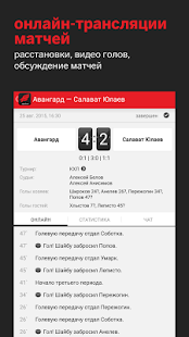 Авангард+ Sports.ru - screenshot