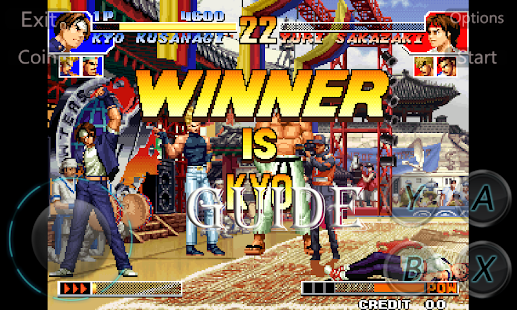 Free Guide for(King of Fighters 97) APK for Windows 8