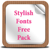 Free Download Stylish Fonts Free Pack APK for Samsung