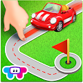 Game Tiny Roads - Vehicle Puzzles apk for kindle fire