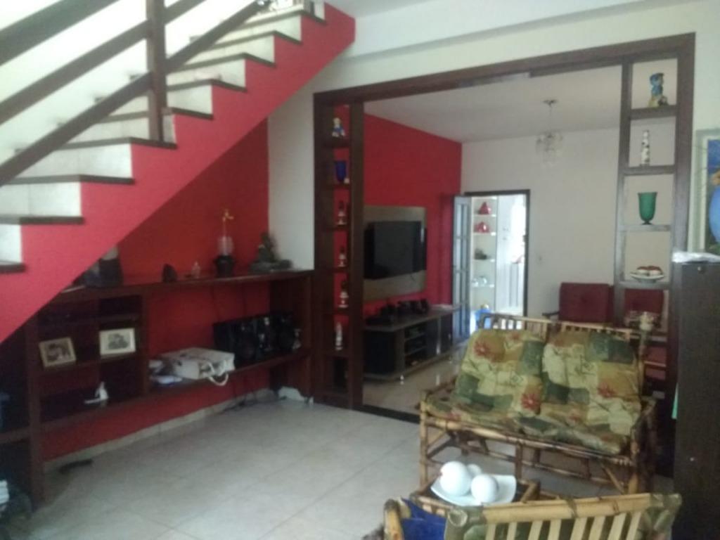 Sobrado com 5 dormitórios à venda ou permuta - Jardim das Cerejeiras - Atibaia/SP