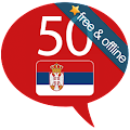 App Learn Serbian - 50 languages APK for Kindle