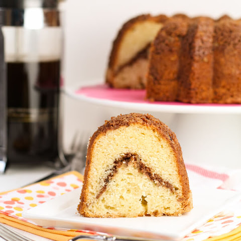 My Grandma's Sour Cream Coffee Cake
