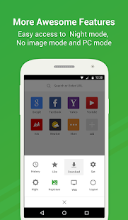 App VC Browser - Download Faster APK for Windows Phone