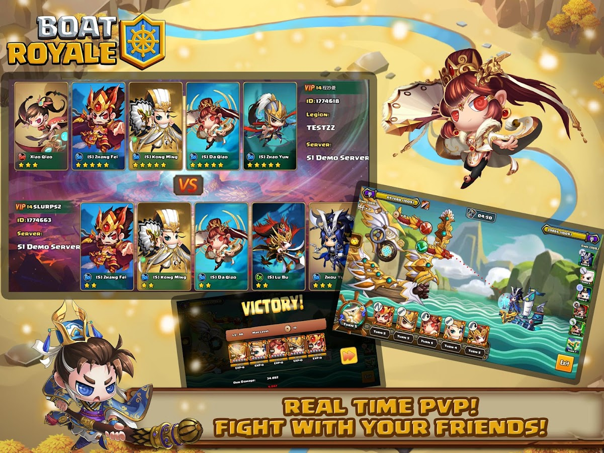 Boat Royale Screenshot 1