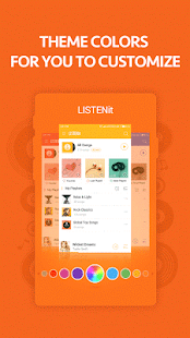 Download Music Player - just LISTENit APK for Laptop