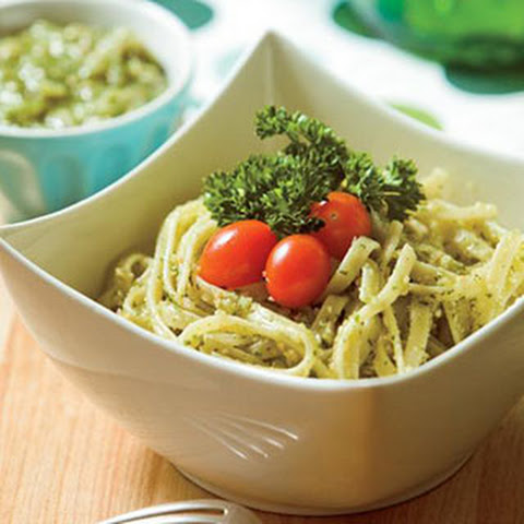 Peanut Parsley Pesto By Rachel Bertone - January 9, 2013