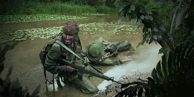 Vietnam War: Platoons for pc