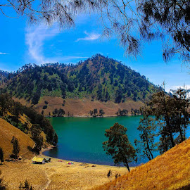 Beauty of ranu kumbolo by Rochmad Hidayat - Landscapes Mountains & Hills