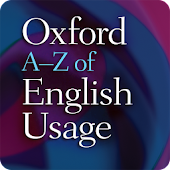 Oxford A-Z of English Usage APK baixar