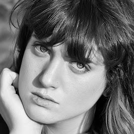 Ramona by Brian Pierce - People Portraits of Women ( ramona )