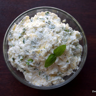 Herbed Ricotta Cheese