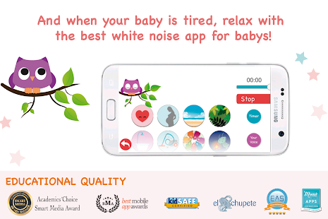 Smart Baby - baby activities and baby games- screenshot