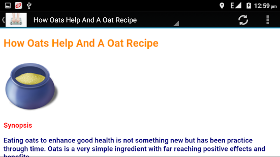 Weight Loss Recipes - screenshot