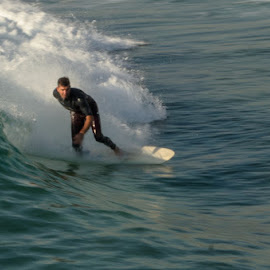by Sanjeev Sampath - Sports & Fitness Surfing ( surfing., durban, beach sport )