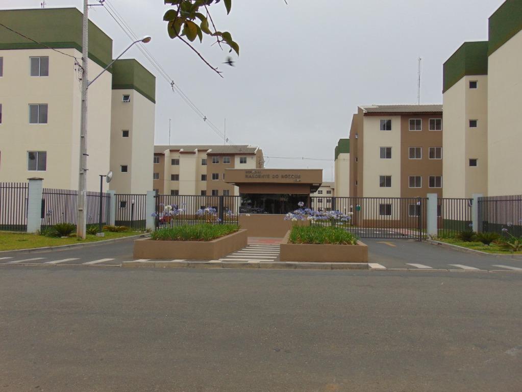 Apartamento com 3 dormitórios à venda, 58 m² por R$ 178.000 - Santa Cândida - Curitiba/PR
