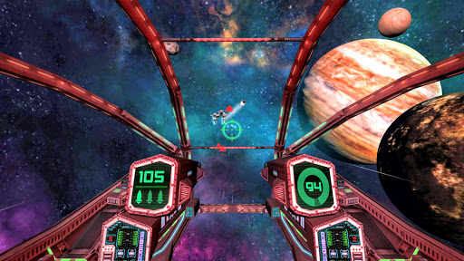 VR Space: The Last Mission - screenshot