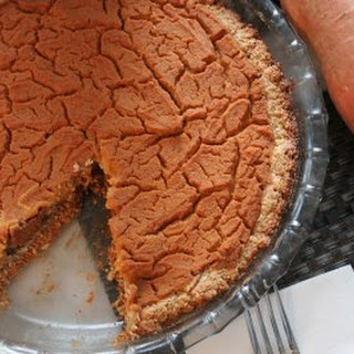 Sweet Potato Pie {Gluten-Free & Vegan}