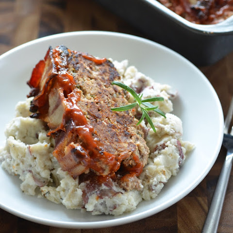 Dinnervine Meatloaf With Bacon