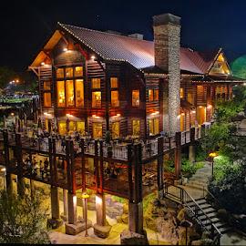 Tap Rock Restaurant ,Grants Pass Oregon by Megary T - Buildings & Architecture Other Exteriors ( megaryt, http://megaryt.wix.com/megaryt )
