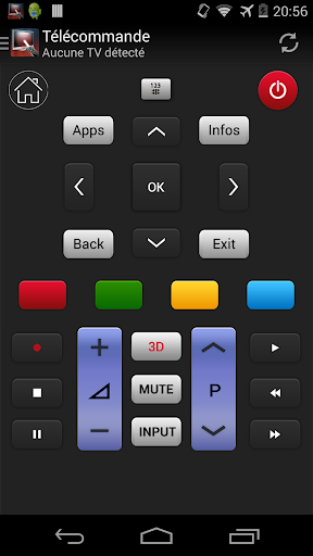 Remote for LG TV screenshot 1
