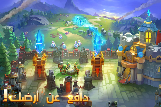 Castle Clash: كاستل كلاش APK screenshot thumbnail 2