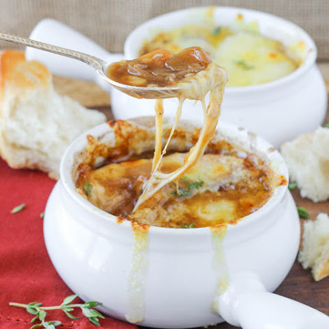 The Best French Onion Soup – A love story