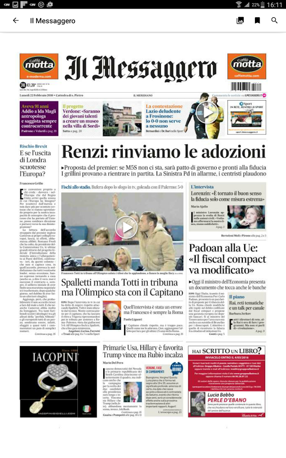 Il Messaggero Screenshot 15