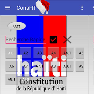 Haitian Constitution Amandée for Android