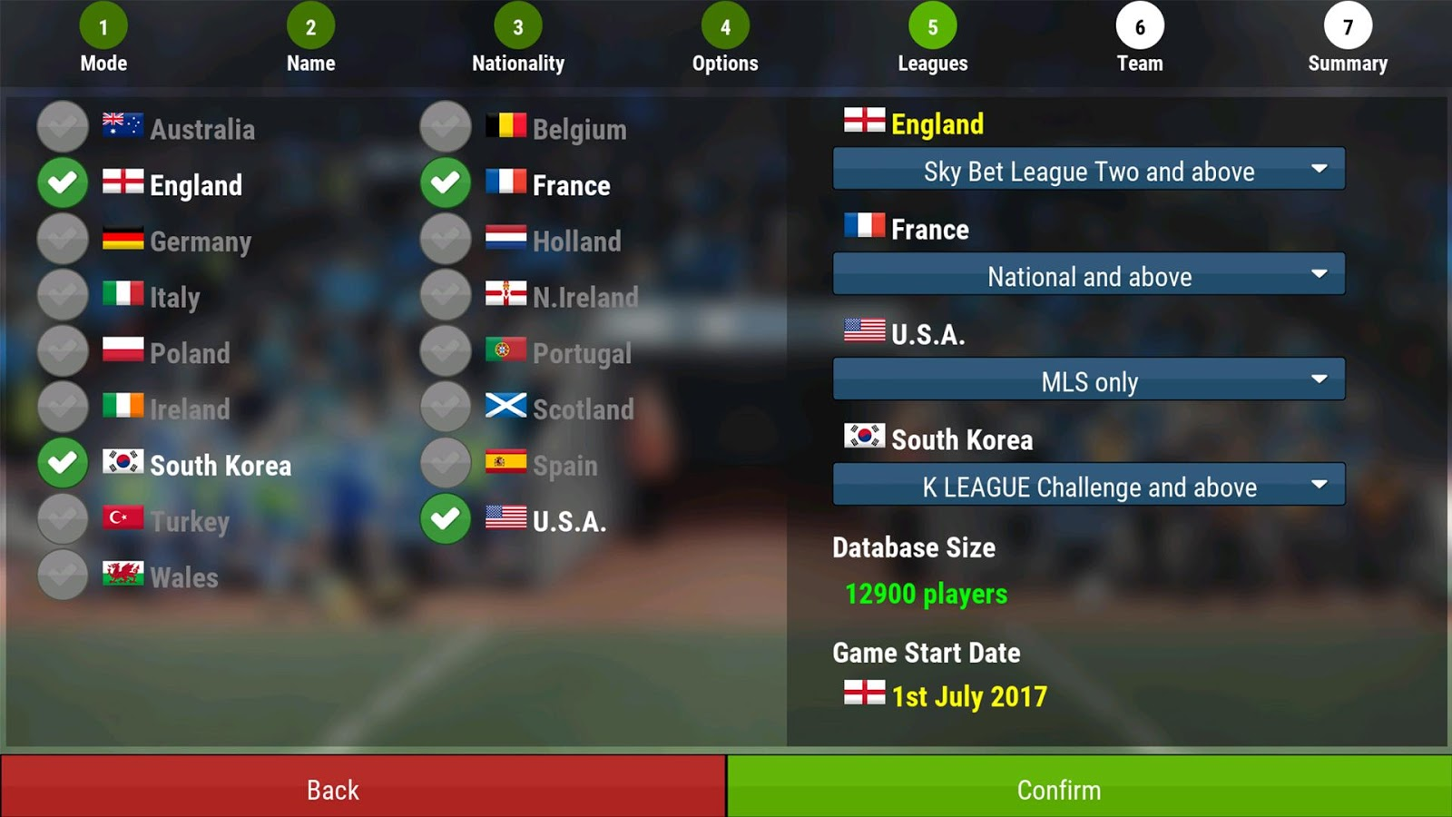 football manager 2018 android logo