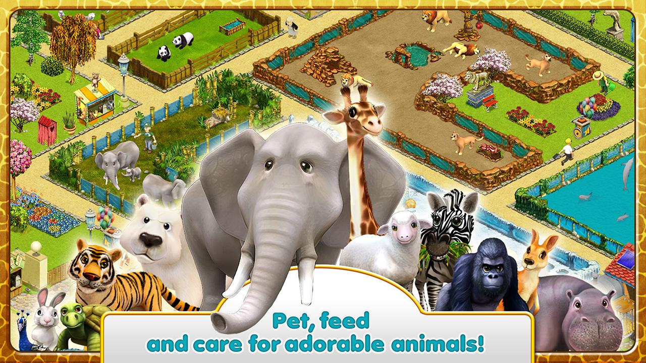 MyFreeZoo Mobile Screenshot 2