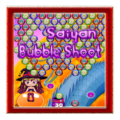 Download Saiyan Bubble Shooter APK to PC