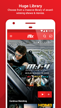 Iflix Global APK screenshot thumbnail 1
