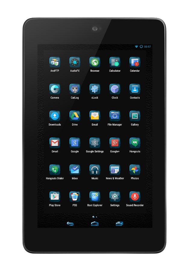 Holo Theme CM12 CM 13 Screenshot 6