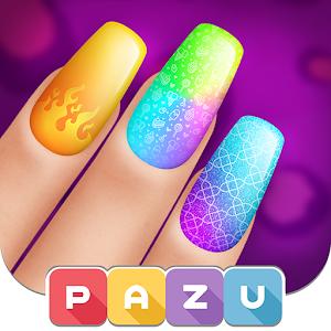 Girls Nail Salon - Manicure games for kids Online PC (Windows / MAC)