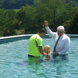 baptism by Susan Jenkins - People Family (  )