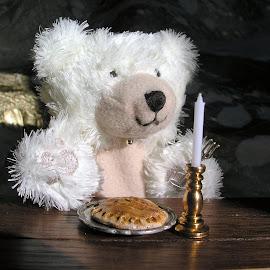 supper in miniture by Sue Rickhuss - Uncategorized All Uncategorized (  )