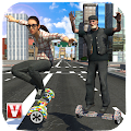 Download Hoverboard Rider: Extreme Race APK on PC