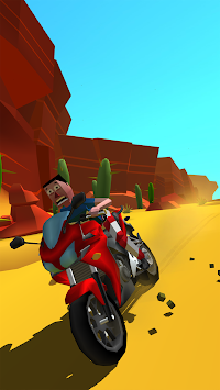 Faily Rider apk screenshot