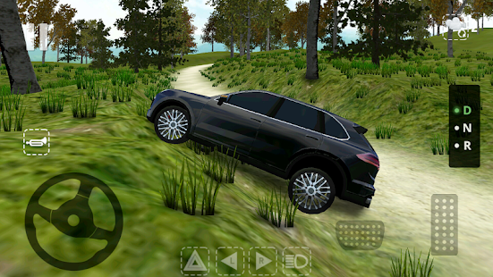 Offroad Cayenne APK for Bluestacks