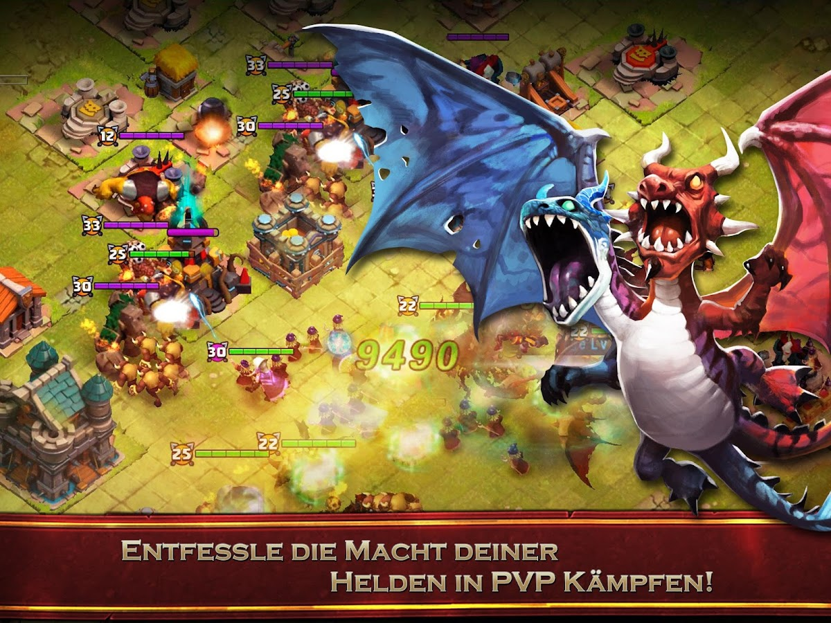 Clash of Lords 2: Ehrenkampf Screenshot 9