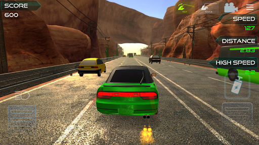 Highway Asphalt Racing : Traffic Nitro Racing For PC