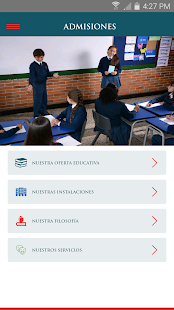 Colegio Nueva York - screenshot