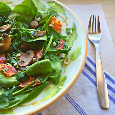 Spinach Prosciutto Blue Cheese Recipes | Yummly