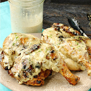 Chicken Quarters Sauce Recipes