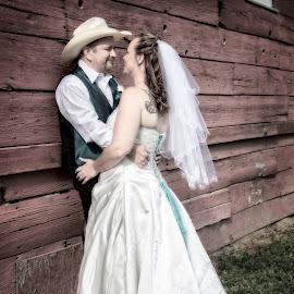 True Love by Tammy Arruda - Wedding Bride & Groom