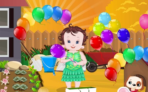 Baby Lisi Learning Colors- screenshot thumbnail